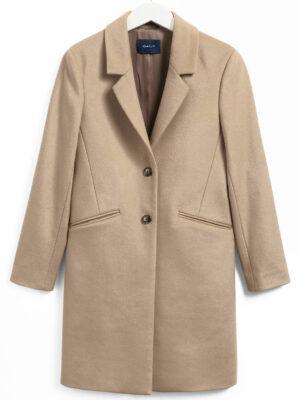 Gant Manteau ajusté en laine