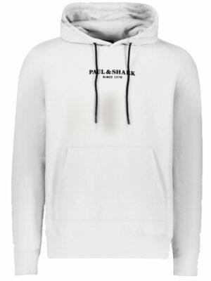 Marques hoodie à logo imprimé