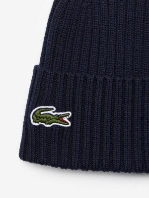 Accessoires Bonnet côtelé en laine unie