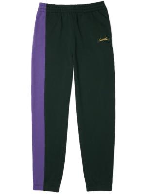Lacoste Live Jogging unisexe en molleton bicolore brodé