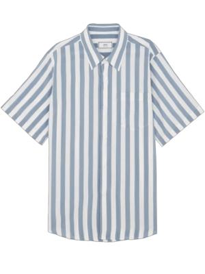 AMI Paris Chemises à rayures