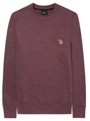 Men Sweatshirt à logo brodé poitrine