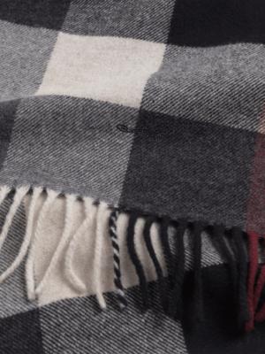 Accessoires Echarpe à carreaux en laine