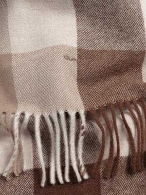 Accessoires Écharpe à carreaux multicolores