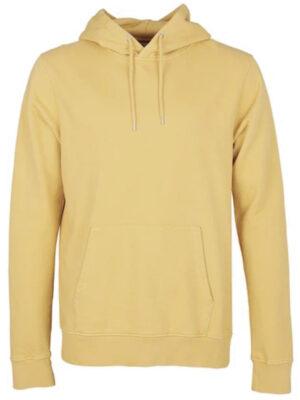 Colorful Standard hoodie à lien de serrage