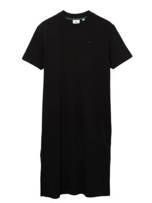 Lacoste Live Robe t-shirt Lacoste L!VE en coton imprimé