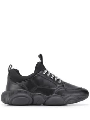 Baskets Sneakers en cuir