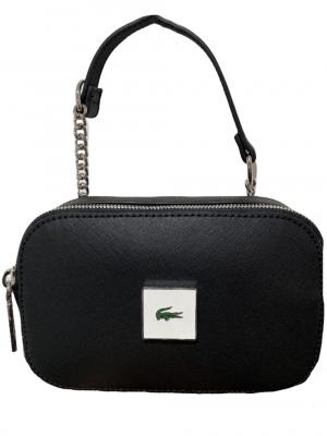 Accessoires Petit sac à bandoulière en toile texturée