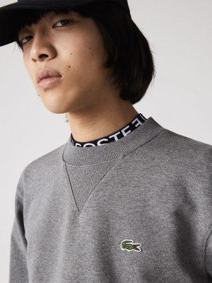 Lacoste Live Sweatshirt à col rond unisexe