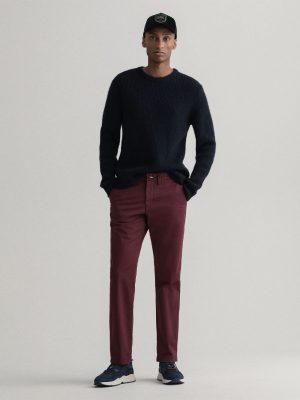 Gant Pantalon chino slim fit