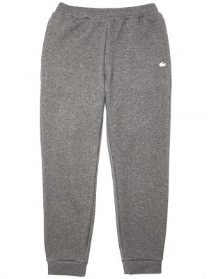 Lacoste Live Pantalon de jogging en coton mélangé uni