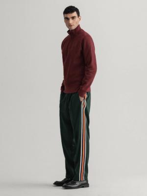 Gant Sweat-shirt à demi-zip côtelé Sacker