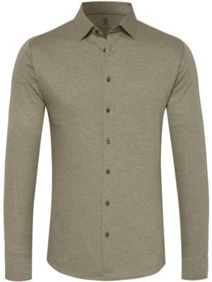 Chemises Chemise à manches longues en coton