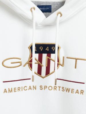 Gant Sweat à capuche Archive Shield