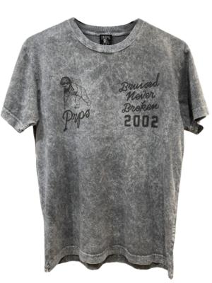 Men T-shirt à logos imprimés